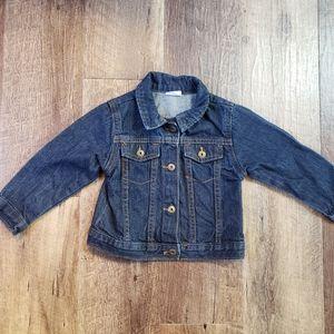 Boys Wrangler denim jean jacket Sz.2T